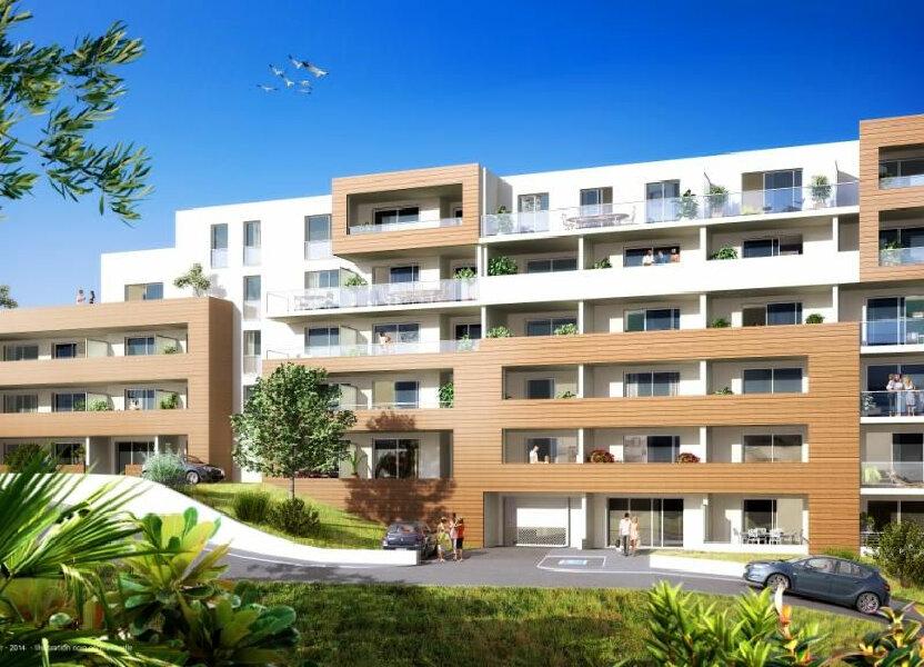 Appartement à louer 27.5m2 à Ajaccio