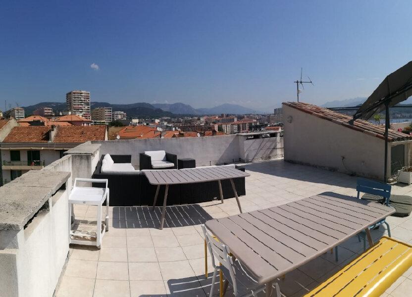 Appartement à louer 90.51m2 à Ajaccio