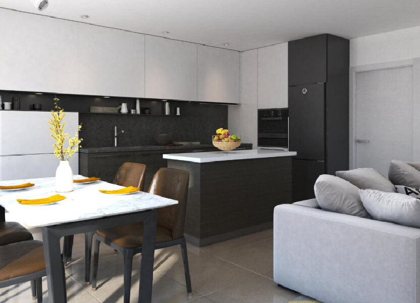 Appartement à vendre 78.05m2 à Ajaccio