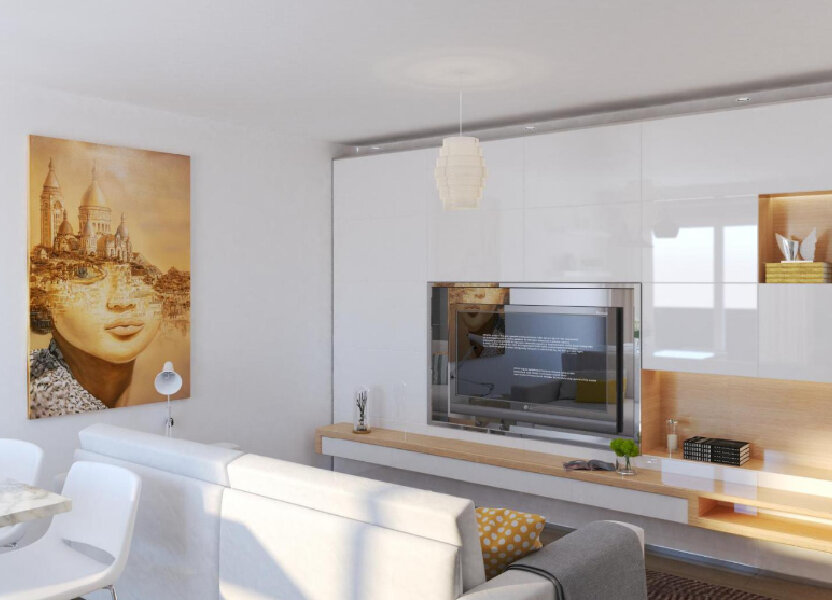 Appartement à vendre 32.1m2 à Ajaccio