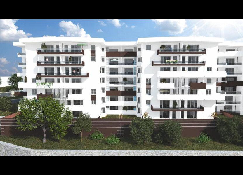 Appartement à vendre 71.2m2 à Ajaccio
