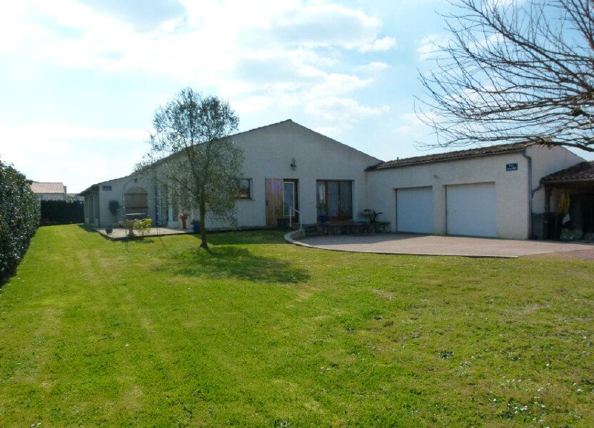 Maison à vendre 172m2 à Nieulle-sur-Seudre