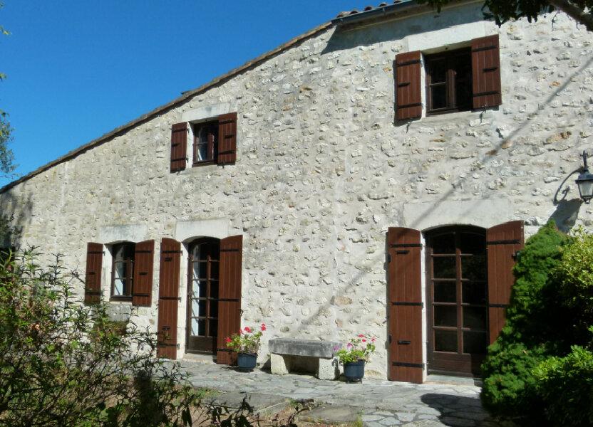 Maison à vendre 195m2 à Saint-Romain-de-Benet