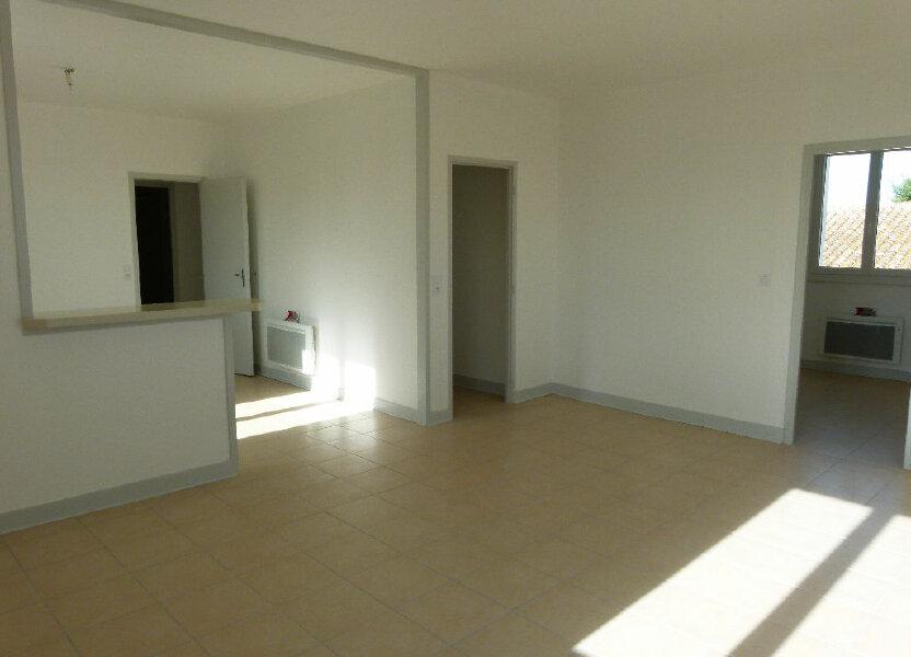 Appartement à louer 107m2 à Saint-Just-Luzac