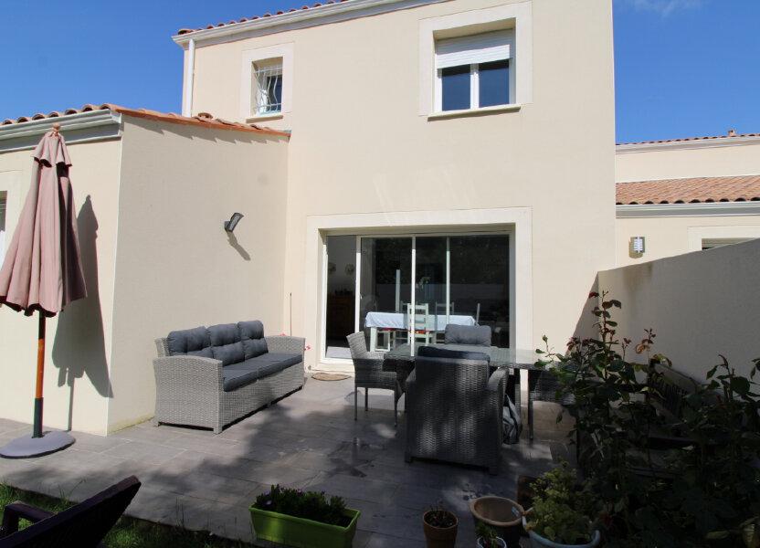 Maison à vendre 107.01m2 à Saint-Sulpice-de-Royan