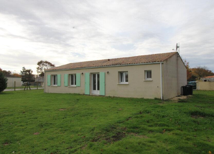 Maison à louer 90.16m2 à Sainte-Gemme