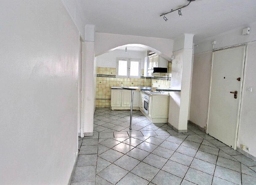 Appartement à louer 42m2 à Marseille 5