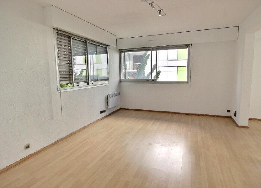 Appartement à louer 42m2 à Marseille 10