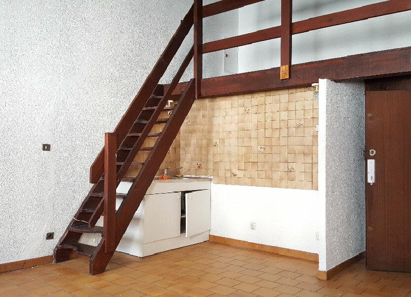 Appartement à louer 35m2 à Marseille 1