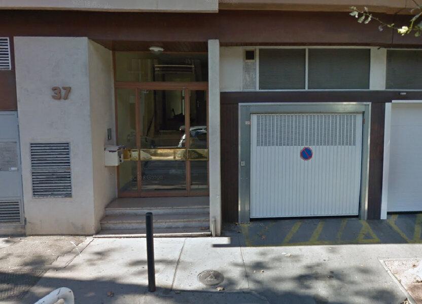 Stationnement à vendre 14m2 à Marseille 5