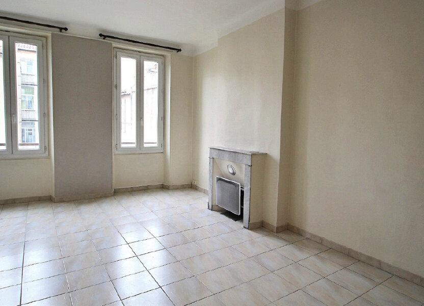 Appartement à louer 45m2 à Marseille 6