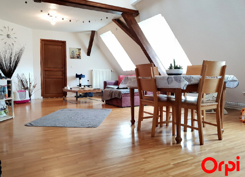 Appartement à vendre 67m2 à Neuf-Brisach