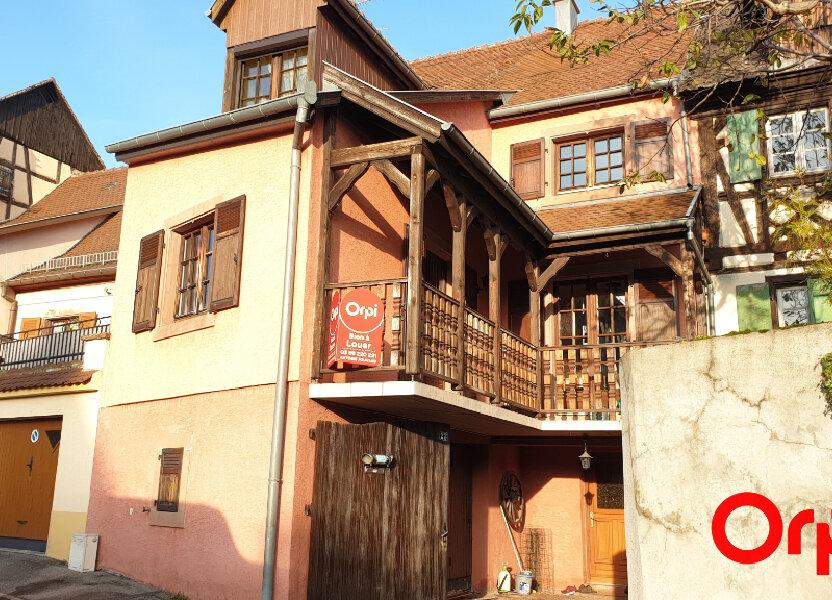 Maison à louer 124.56m2 à Turckheim