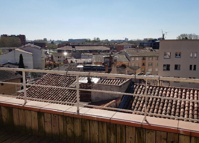 Appartement à louer 46.8m2 à Toulouse