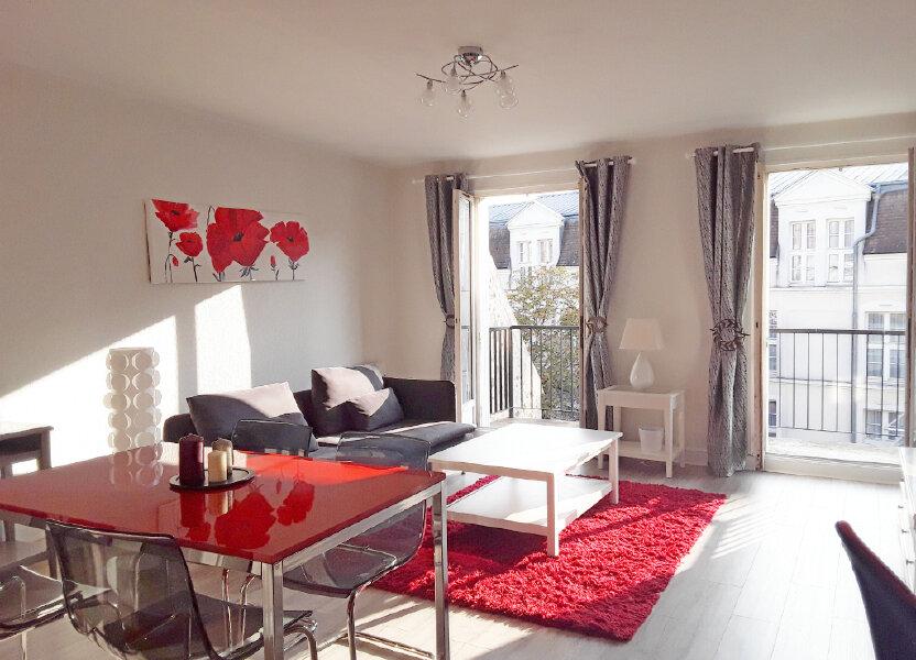 Appartement à louer 59.92m2 à Fontainebleau