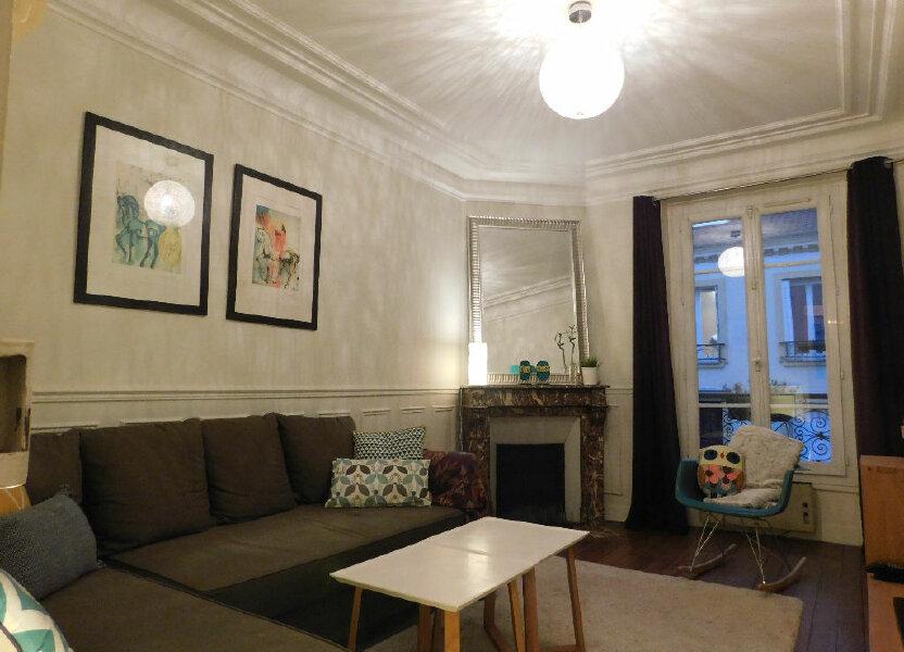 Appartement à louer 47m2 à Charenton-le-Pont