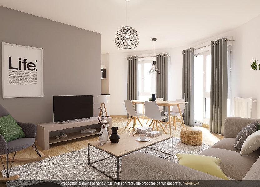 Appartement à vendre 34.91m2 à Charenton-le-Pont