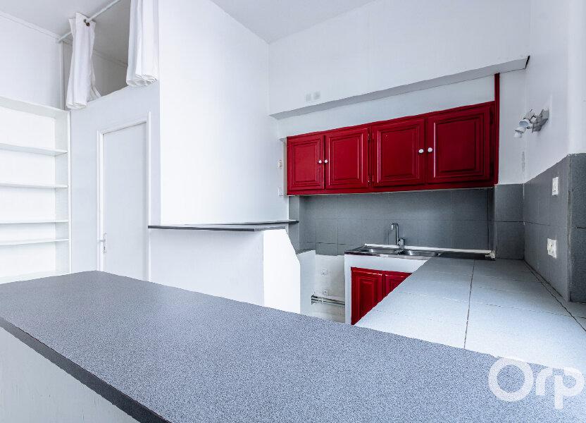 Appartement à louer 31.37m2 à Paris 20