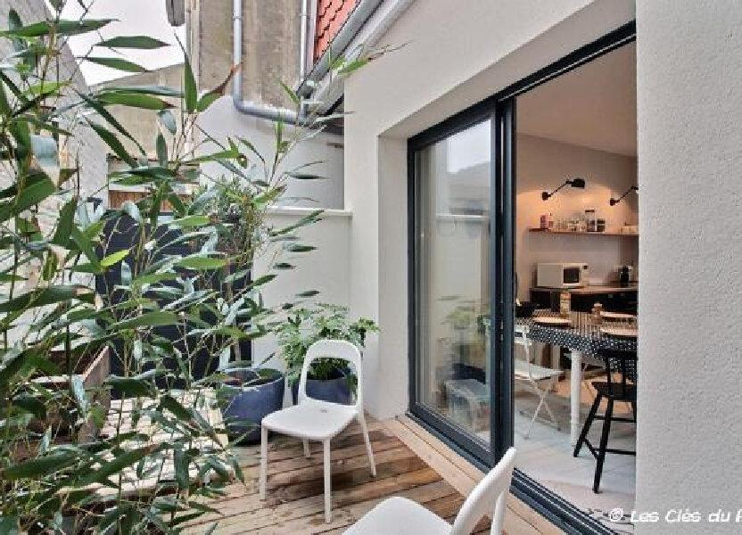 Maison à vendre 72m2 à Le Touquet-Paris-Plage