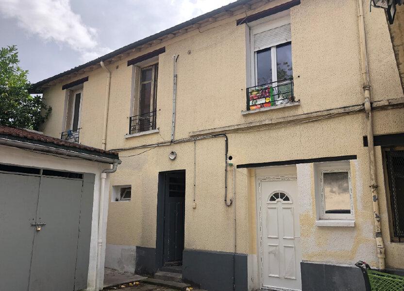 Immeuble à vendre 100m2 à Aulnay-sous-Bois
