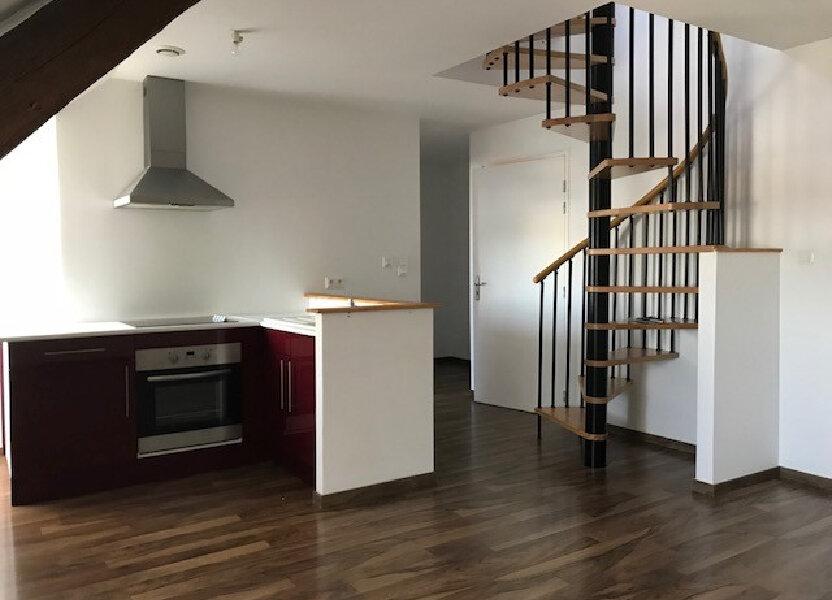 Appartement à vendre 86m2 à Saint-Quentin