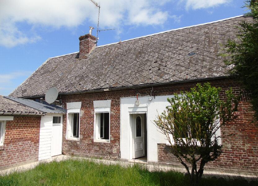 Maison à vendre 93.29m2 à Croix-Fonsomme
