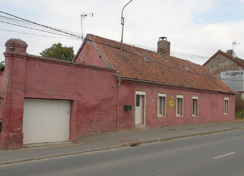 Maison à vendre 129.49m2 à Mont-d'Origny