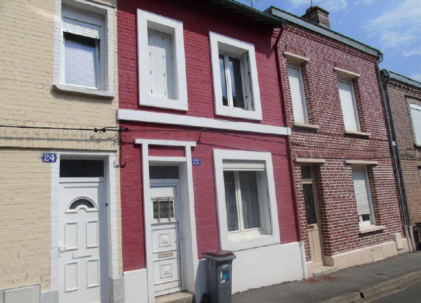 Maison à vendre 79.36m2 à Saint-Quentin