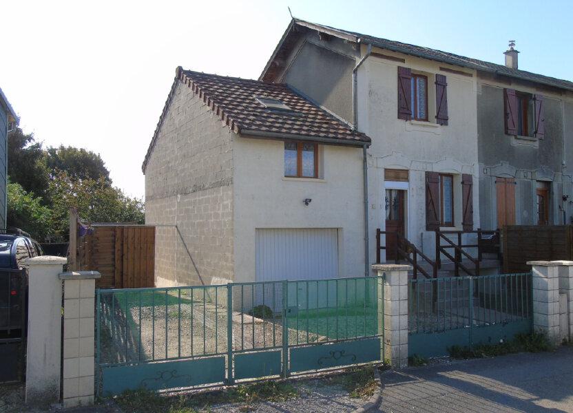 Maison à vendre 81m2 à Neuville-Saint-Amand