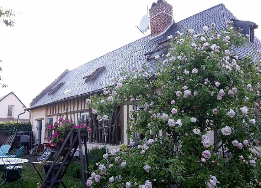 Maison à vendre 110.51m2 à Origny-Sainte-Benoite
