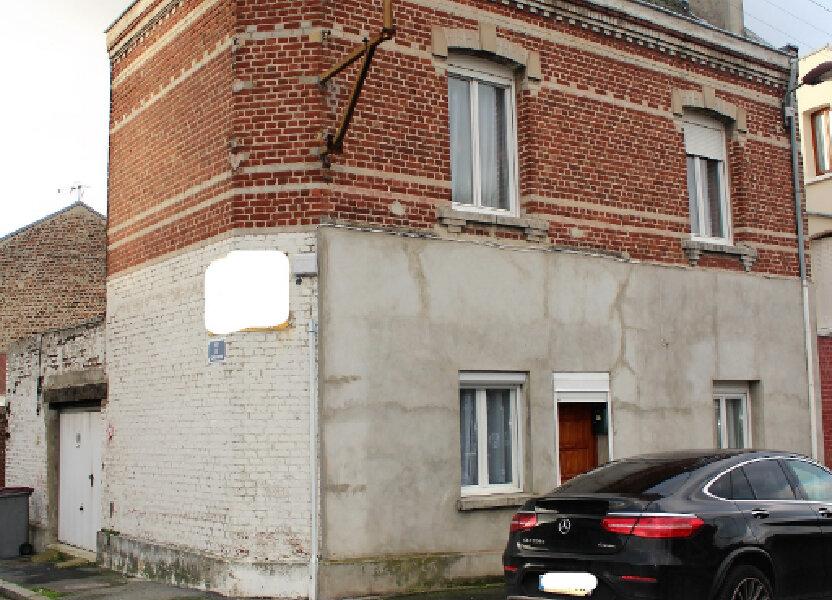 Maison à vendre 95m2 à Saint-Quentin