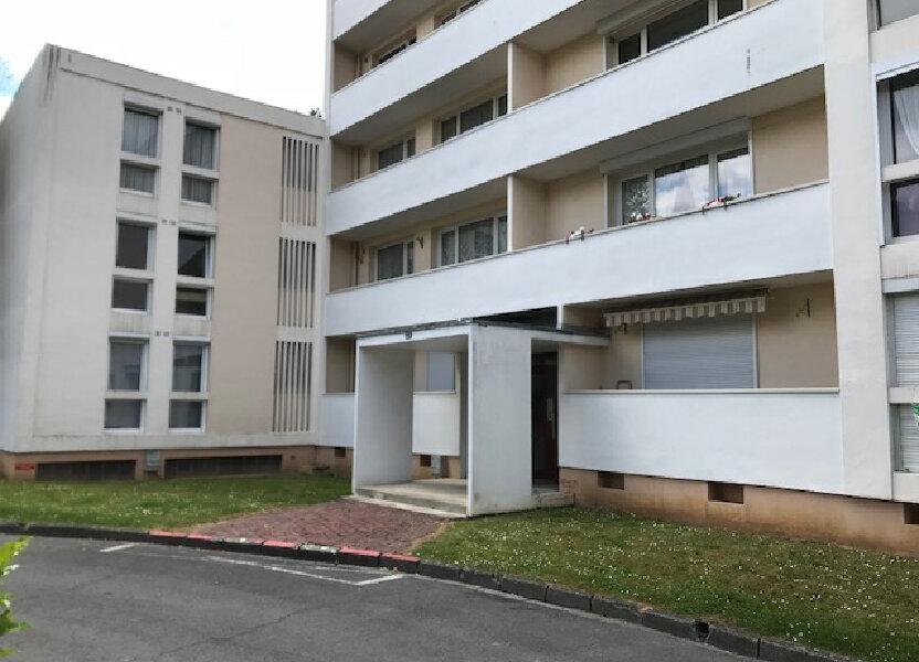 Appartement à vendre 67m2 à Saint-Quentin