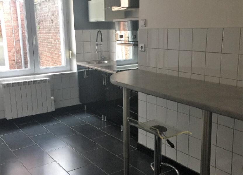 Appartement à louer 48m2 à Saint-Quentin