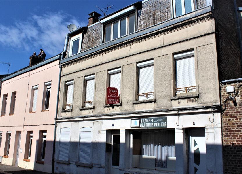 Maison à vendre 198m2 à Saint-Quentin