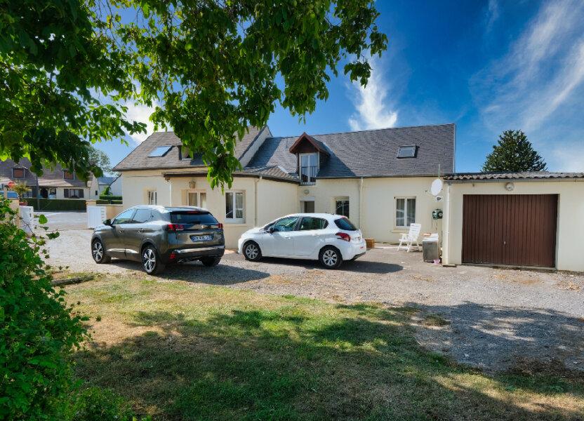 Maison à vendre 147.86m2 à Itancourt