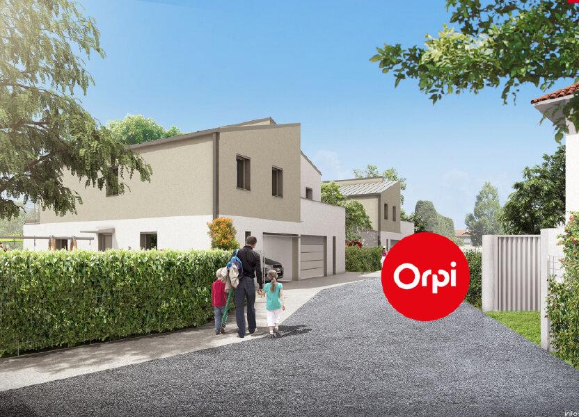 Maison à vendre 106m2 à Saint-Priest