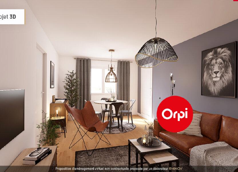 Appartement à vendre 73.23m2 à Saint-Priest