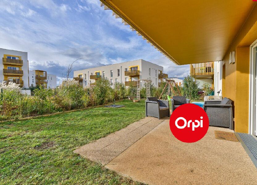 Appartement à vendre 77.64m2 à Saint-Priest