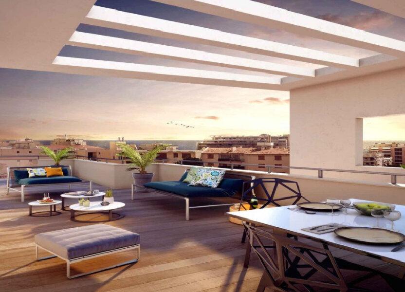 Appartement à vendre 68.44m2 à Roquebrune-Cap-Martin