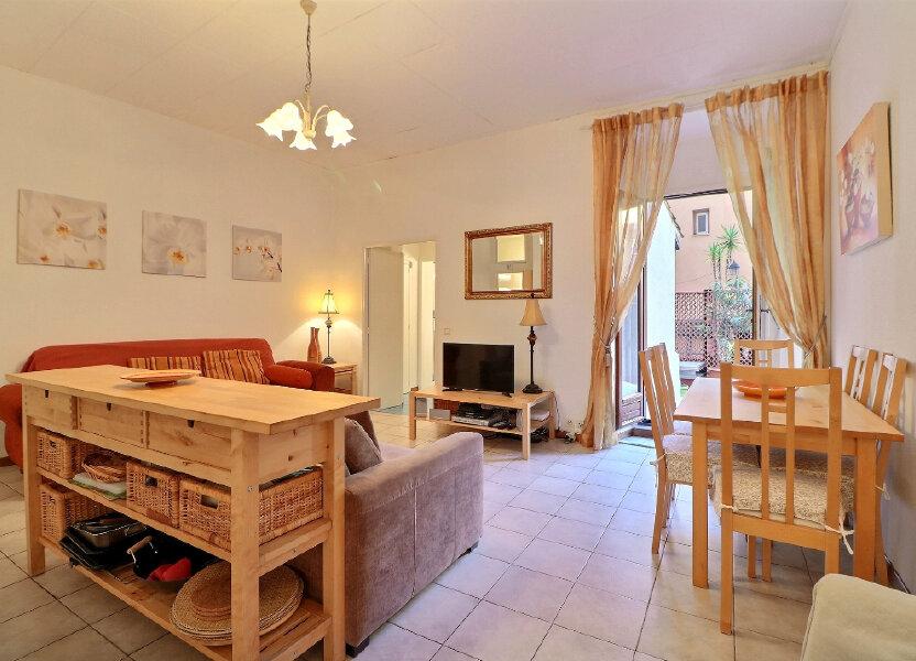 Appartement à vendre 67.33m2 à Menton