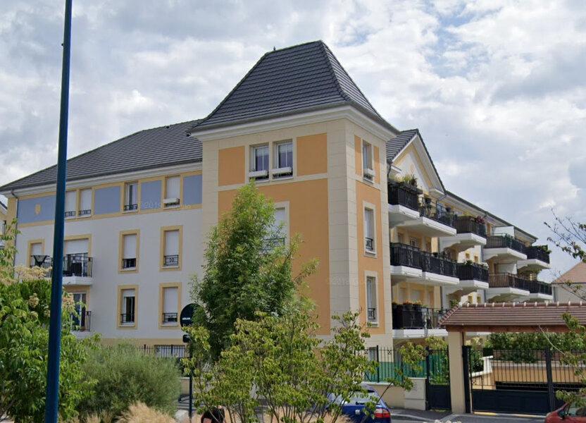 Appartement à louer 38.22m2 à Vauréal