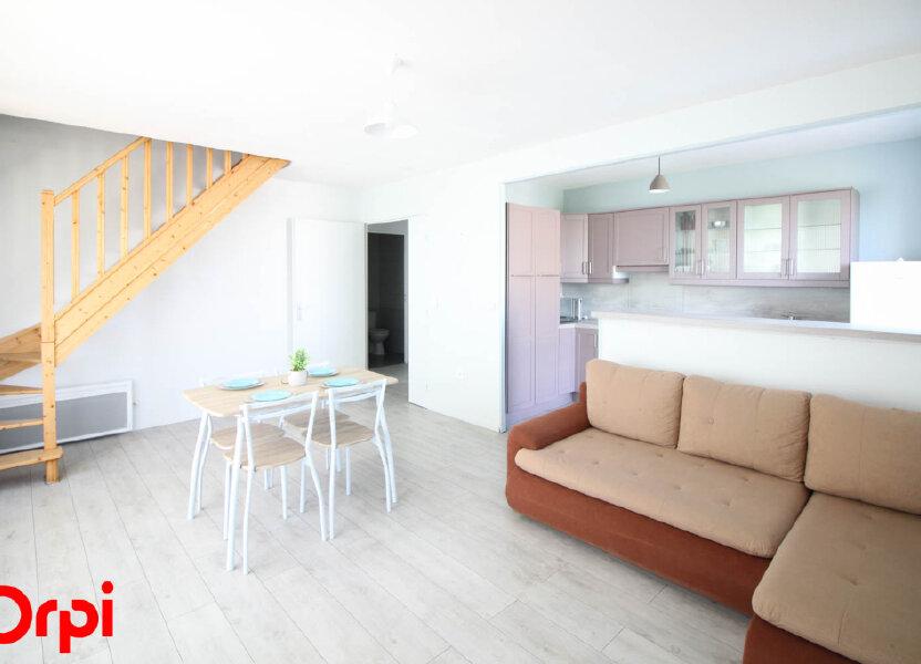 Appartement à louer 78.21m2 à Cergy