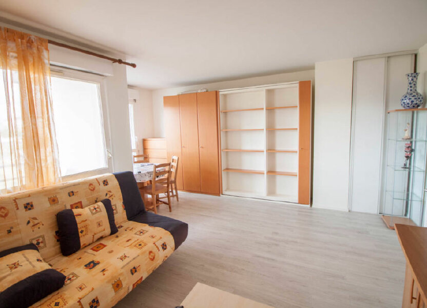Appartement à louer 33.45m2 à Cergy