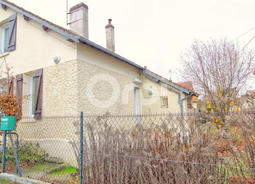 Maison à vendre 60m2 à Compiègne