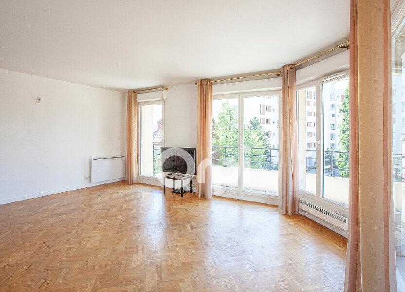 Appartement à vendre 80.76m2 à Montrouge
