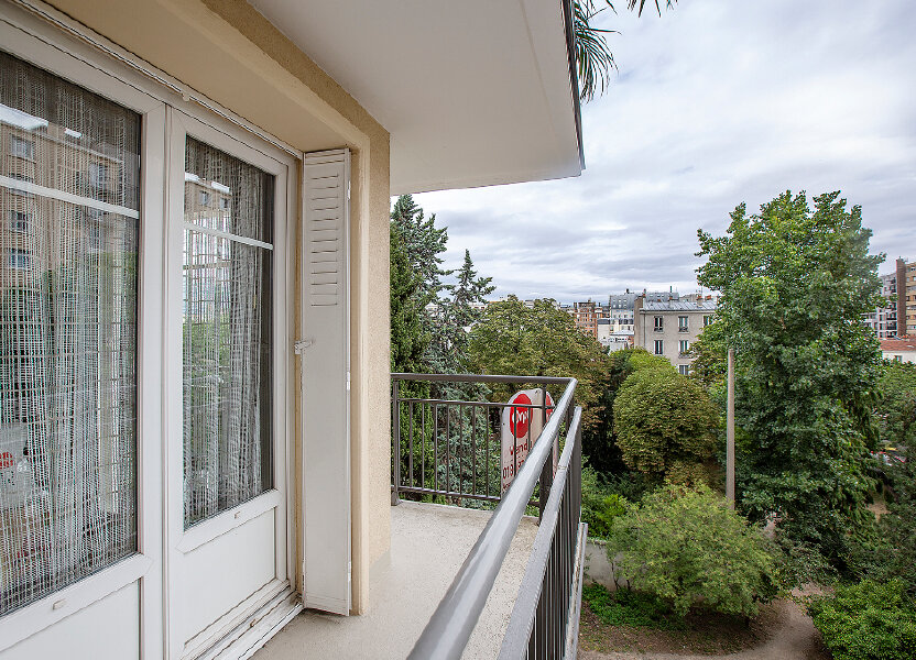 Appartement à vendre 44.5m2 à Montrouge