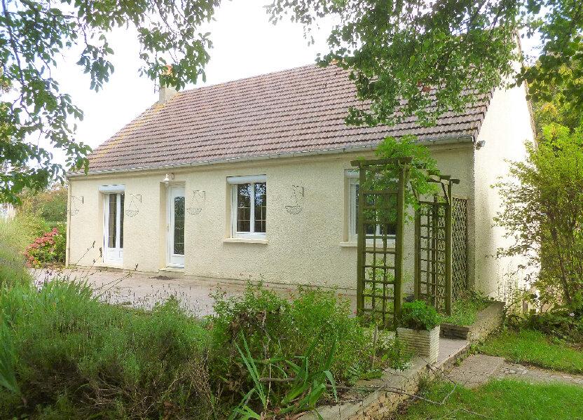 Maison à vendre 80m2 à Magny-la-Campagne
