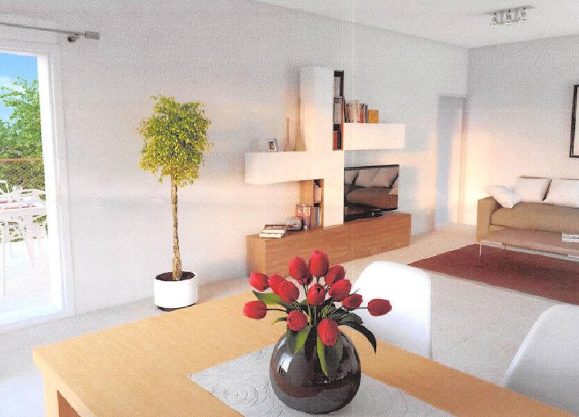 Appartement à vendre 40.08m2 à Vaulx-en-Velin
