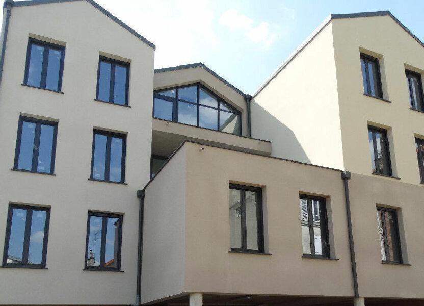 Appartement à louer 34.24m2 à Villiers-sur-Marne