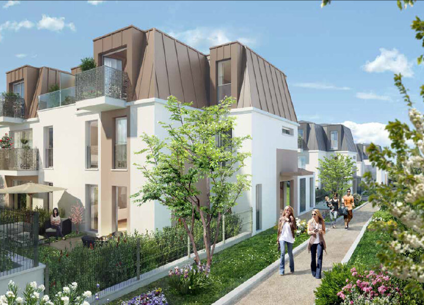 Appartement à vendre 66m2 à Sèvres